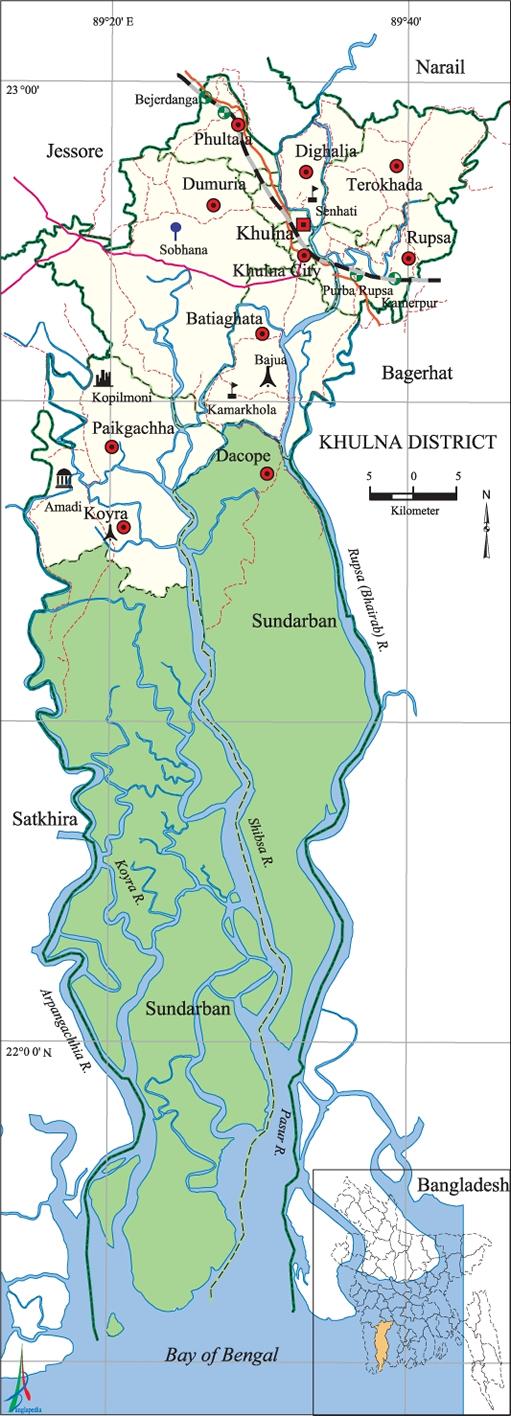 Khulna District - Banglapedia