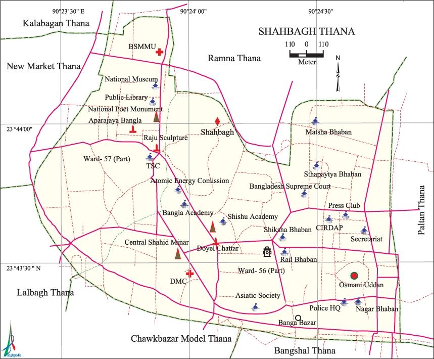 Shahbagh Thana - Banglapedia