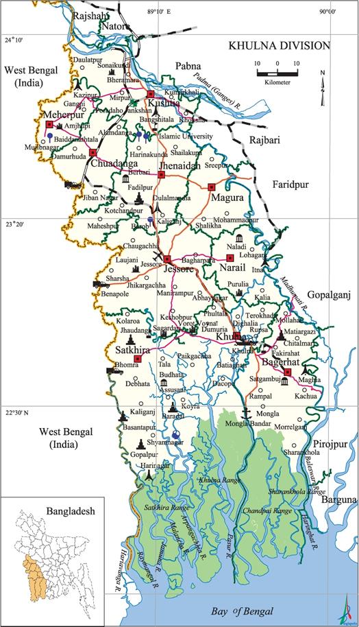 Khulna Division - Banglapedia