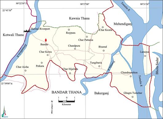Bandar Thana (Barisal Metropolitan) - Banglapedia