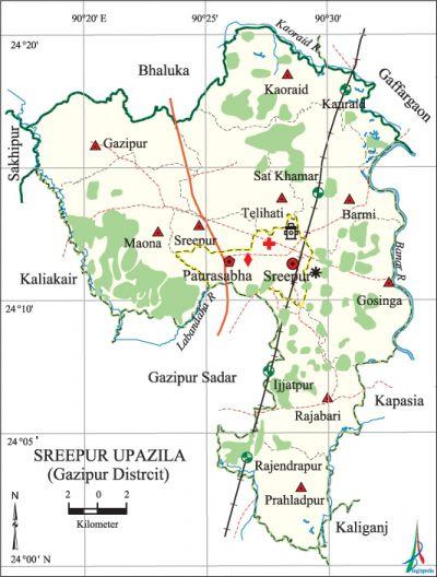 Sreepur Upazila Gazipur District Banglapedia