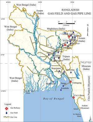 Natural Resources Of Bangladesh
