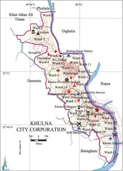 Khulna City Corporation  Banglapedia