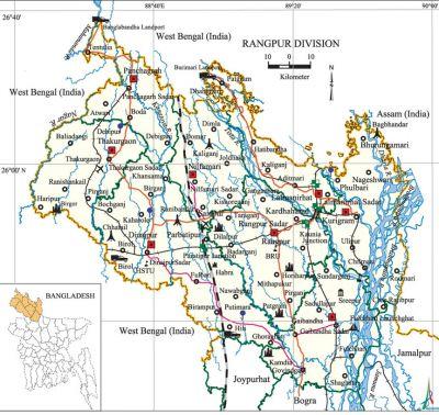 Rangpur Division Banglapedia
