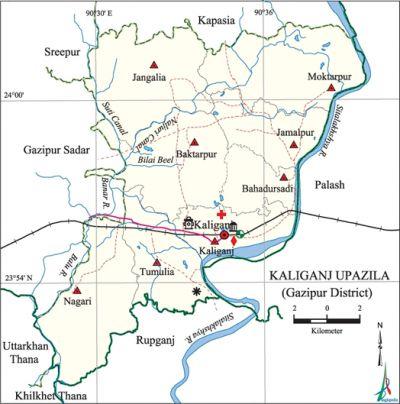 Kaliganj Upazila Gazipur District Banglapedia