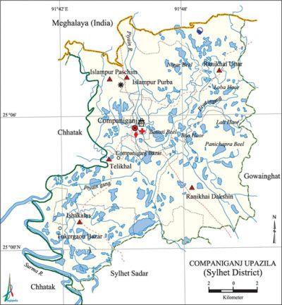 Sylhet District - Simple English Wikipedia, the free encyclopedia