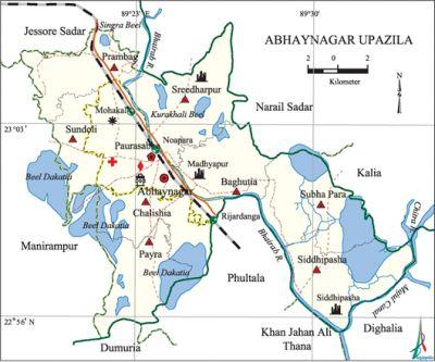 Abhaynagar Upazila Banglapedia