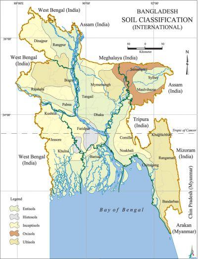 Bangladesh Soil - Banglapedia