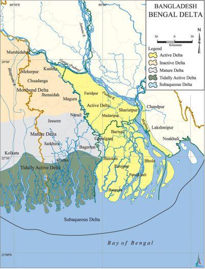 Bengal delta banglapedia bengal delta gumiabroncs Image collections
